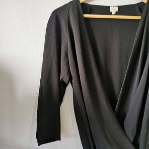 Aritzia//Wilfred Little Black Dress